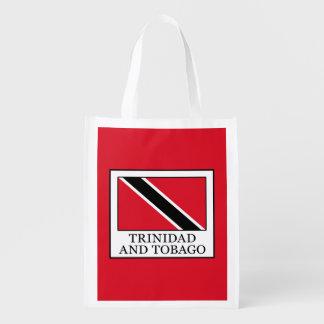 Trinidad and Tobago Grocery Bag