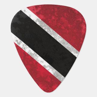 Trinidad and Tobago Guitar Pick