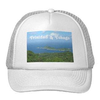 Trinidad and Tobago Mesh Hat