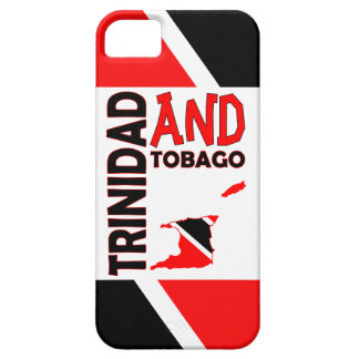 Trinidad and Tobago iPhone 5 Cases