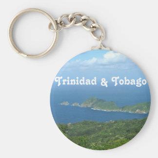 Trinidad and Tobago Key Chains