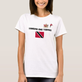 TRINIDAD AND TOBAGO LADIES T-Shirt