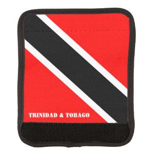 Trinidad and Tobago Luggage Handle Wrap