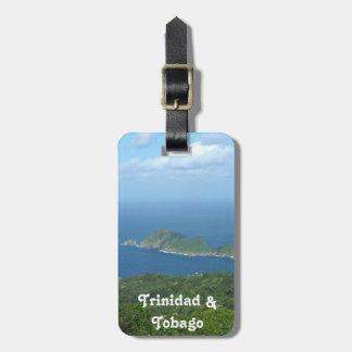 Trinidad and Tobago Luggage Tag