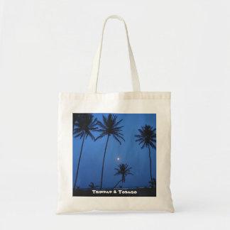 Trinidad and Tobago Manzanilla Budget Tote Bag