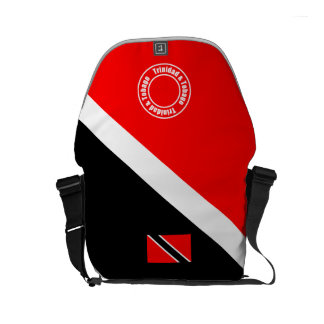 Trinidad and Tobago Messenger Bag