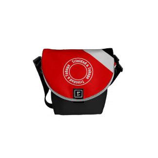 Trinidad and Tobago Messenger Bags