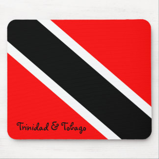 Trinidad and Tobago National Flag Mouse Pad