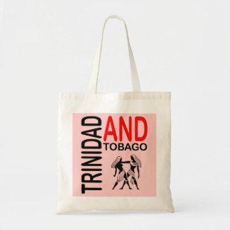 Trinidad and Tobago Native People Budget Tote Bag