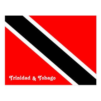 Trinidad and Tobago Postcard