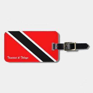 Trinidad and Tobago Tag For Bags