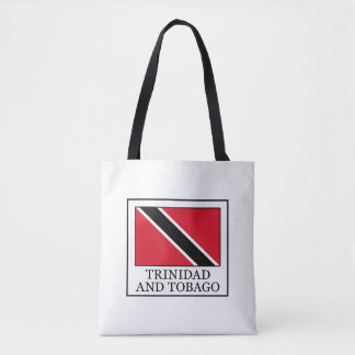 Trinidad and Tobago Tote Bag