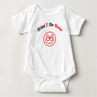 Trinidad and Tobago Trini To De Bone Baby Bodysuit