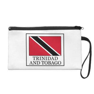 Trinidad and Tobago wristlet