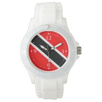 Trinidad and Tobago Wristwatch