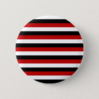 Trinidad and Tobago Yemen flag stripes 2 Inch Round Button
