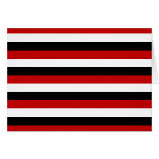Trinidad and Tobago Yemen flag stripes Card