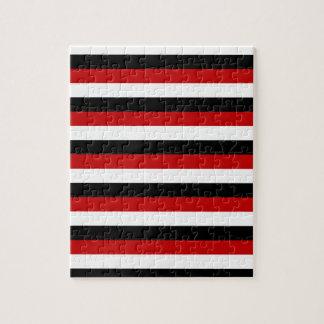Trinidad and Tobago Yemen flag stripes Jigsaw Puzzle