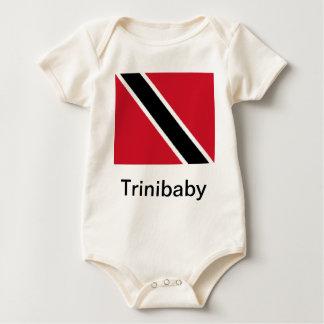Trinidad Baby Bodysuit