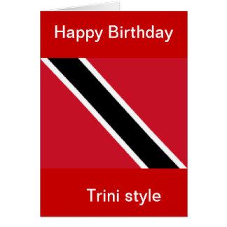 Trinidad Card