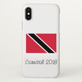 Trinidad Carnival 2018 iPhone X Case