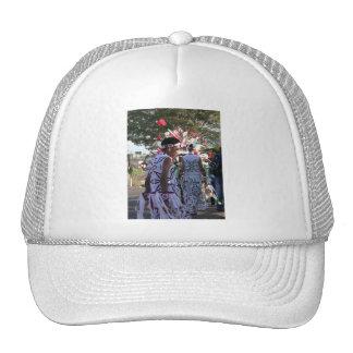 Trinidad Carnival Mesh Hat