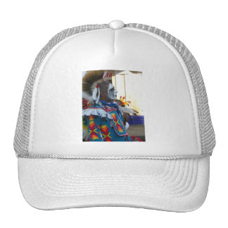 Trinidad Carnival Mesh Hats