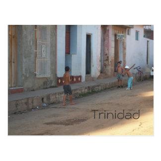 Trinidad,Cuba Postcard