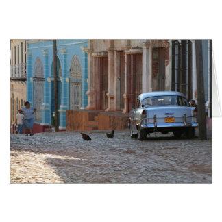 Trinidad de Cuba Card