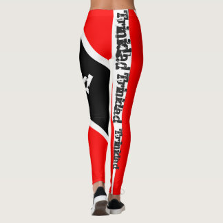 TRINIDAD FLAG LEGGINGS BY. HAVIC ACD
