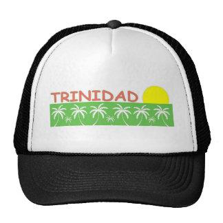 Trinidad Mesh Hats