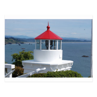 Trinidad Head Lighthouse Postcard