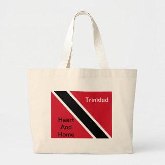 Trinidad Jumbo Tote Bag