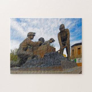 Trinidad New Mexico. Jigsaw Puzzle