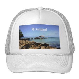 Trinidad Pier Trucker Hats