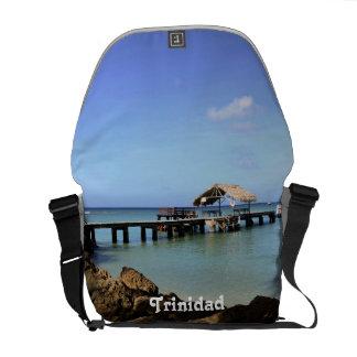 Trinidad Pier Messenger Bags