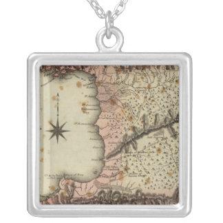 Trinidad Silver Plated Necklace