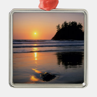 Trinidad State Beach, California. USA. Sea Metal Ornament