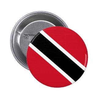 Trinidad -Tobago 2 Inch Round Button