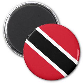 Trinidad -Tobago 2 Inch Round Magnet