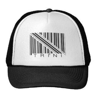 Trinidad & Tobago Barcode Trucker Hat