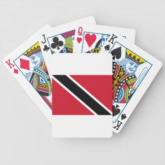 Trinidad -Tobago Bicycle Playing Cards