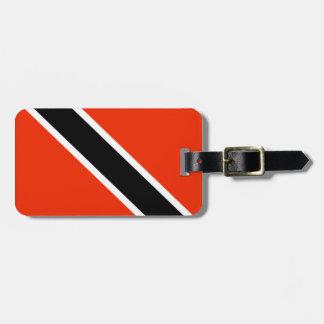 Trinidad & Tobago flag Luggage Tag