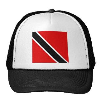 Trinidad Tobago High quality Flag Hat