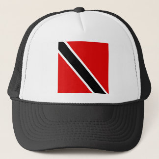 Trinidad Tobago High quality Flag Trucker Hat