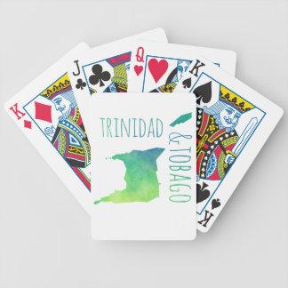 Trinidad & Tobago Poker Deck