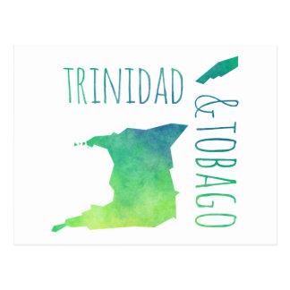 Trinidad & Tobago Postcard