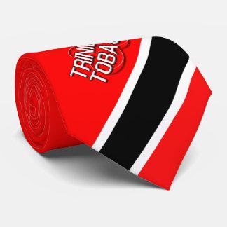 Trinidad & Tobago (Red) Tie