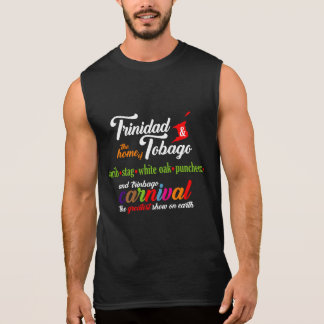 Trinidad & Tobago-the Home of...1 Sleeveless Shirt