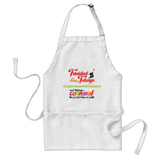 Trinidad & Tobago-the Home of...2 Standard Apron